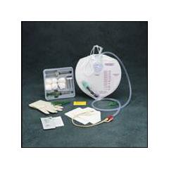 MON69871901 - Bard MedicalIndwelling Catheter Tray Bardex I.C. PLUS Foley 18 Fr. 5 cc Balloon Latex