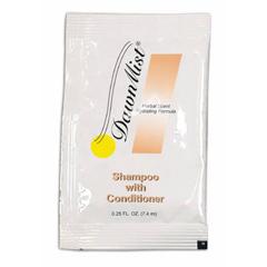 MON70011800 - Donovan IndustriesConditioning Shampoo 0.25 oz. Packet, 100EA/BX