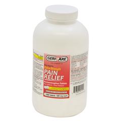 MON70032710 - McKessonPain Relief 500 mg Strength Tablet 1000 per Bottle
