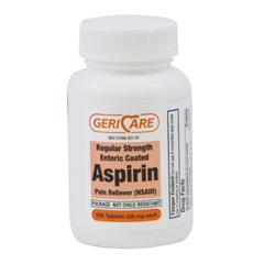 MON555685CS - McKesson - Pain Relief 325 mg Strength Tablet 100 per Bottle