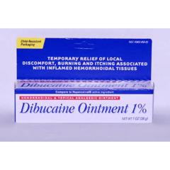 MON70201400 - Perrigo NutritionalsAntipruritic / Local Anesthetic 1% Rectal Ointment 1 oz.