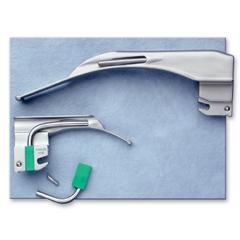 MON70443900 - McKessonLaryngoscope Blade entrust Performance Plus Macintosh Size 4 Large Adult