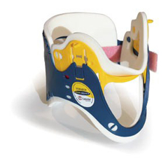 MON1107056EA - Laerdal Medical - Extrication Collar Stifneck Select Collar Pediatric One Piece Adjustable, 1/ EA