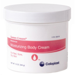 MON70691400 - ColoplastSween Cream 12 Oz Jar with Natural Vitamin E