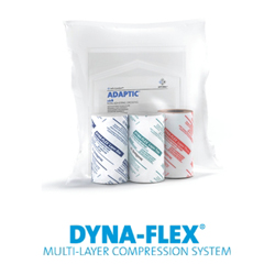 MON70752108 - SystagenixCompression Bandage Dyna-Flex® Cotton and Foam 5 X 9 Inch, 1EA/PK 8PK/CS