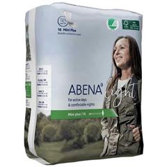 MON70893116 - Abena - Abena™ Light Mini Plus Light Absorbency 11 Bladder Control Pads, 256/CS
