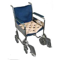 MON70894300 - DermacareSeat Cushion Waffle® 19 X 19 X 1-1/2 Inch Air Cells