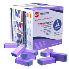 MON71152400 - DynarexLancet Blood Sensilance 28G 1