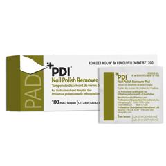 MON71221700 - PDI - Nail Polish Remover Pad 1-1/4 X 2-5/8 Inch, 100EA/BX