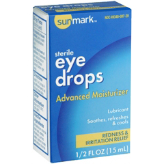 MON71352700 - McKessonEye Drops sunmark® 1/2 oz.