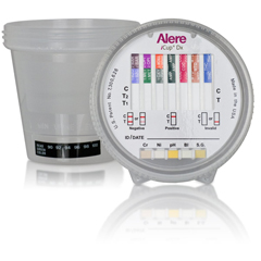 MON71402400 - Alere - Drugs of Abuse Test iCup® Dx 10-Drug Panel, 25/BX