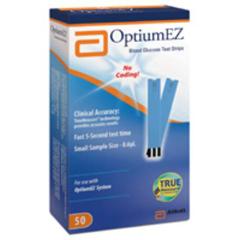 MON71412400 - Abbott NutritionOptium EZ® Blood Glucose Test Strips
