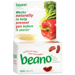 MON71532700 - McKessonGas Relief Beano® 30 per Bottle Tablet