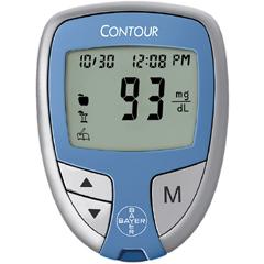 MON71892400 - BayerContour® Blood Glucose Meter (7189)
