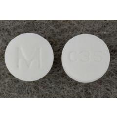 MON71892700 - Mylan PharmaceuticalsAllergy Relief 5 mg 100 per Bottle