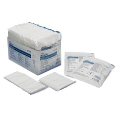 MON71972012 - Cardinal Health - Abdominal Pad Curity® 7 1/2 X 8 Inch, 18EA/PK 12PK/CS