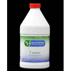 MON72192700 - C2R GlobalPharmaceutical Disposal System Rx Destroyer® 64 oz. Bottle, 4/CS
