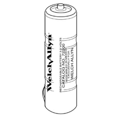 MON72202500 - Welch-AllynNiCad Battery 3.5 V Rechargeable