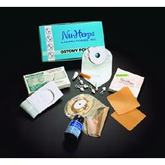 MON72344910 - Nu-Hope Laboratories - 1-Piece Ostomy Pouch (40-7234-C)