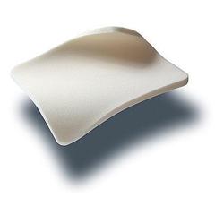 MON884224EA - BSN Medical - Cutimed® Siltec® B Silicone Foam Dressing (7328401)