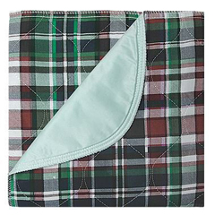 MON1123370EA - Beck's Classic - Underpad 34 X 36 Inch Reusable Polyester / Rayon Moderate Absorbency, 1/EA