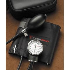 MON72512500 - Tech-Med ServicesAneroid Sphygmomanometer Kit 2-Tube