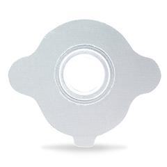 MON72532100 - Atos MedicalProvox Adhesive Baseplate, Round, Flexiderm, 20 EA/BX (7253)