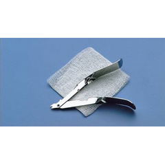 MON72612500 - Busse Hospital Disposables - Skin Staple Remover Metal Plier Style Handle