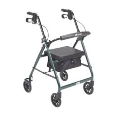 MON1065265EA - McKesson - 4 Wheel Rollator (146-R726GR)