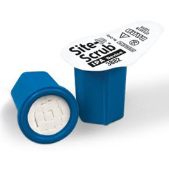MON72702805 - Bard MedicalIPA Device Site-Scrub® Isopropyl Alcohol, 70% Sterile, 100 EA/BX, 5BX/CS
