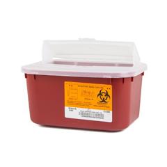 MON72712804 - Medegen Medical Products LLCSharps Multi-Purpose Sharps Container