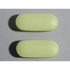 MON72802700 - Major PharmaceuticalsOyster Shell Supplement 500 mg Strength Tablet 300 per Bottle