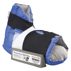 MON73003000 - Sage ProductsHeel Protector Boot Prevalon® One Size Fits Most Blue and Gray