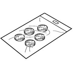 MON73023900 - Omron HealthcareAir Filter