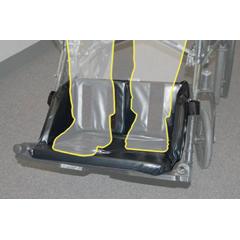 MON73413000 - Skil-CareFoot Cradle Foam Hook and Loop Strap / Buckle