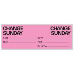 MON73514700 - Precision DynamicLabel Chart Change Sunday 500/RL