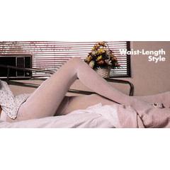 MON73720300 - Alba HealthcareC.A.R.E.® Waist-High Anti-Embolism Stockings