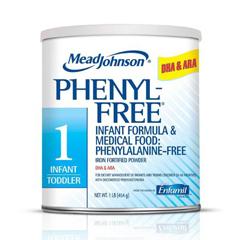 MON74072601 - Mead Johnson NutritionInfant Formula Phenyl-Free® 1 1 lb.