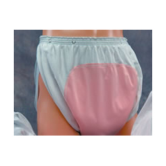 MON74313100 - Beck's ClassicIncontinent Brief Ibex Snap Closure X-Large Reusable Light Absorbency