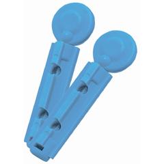 MON74352400 - Nipro DiagnosticsLancet TRUEplus Needle 28 Gauge Twist Top, 100EA/BX