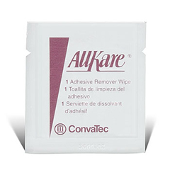 MON74432200 - ConvaTecAllkare Adhes Remover Wipe Removes Film Tape Wafer & Skin Adhes
