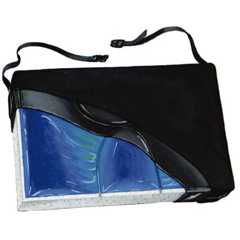 MON74514300 - Skil-CareSeat Cushion Position-Plus+® 16 X 20 X 2-1/2 Inch Gel / Foam