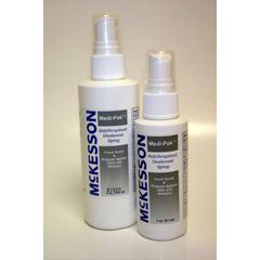 MON75001700 - McKessonDeodorant Medi-Pak™ Spray 4 oz. Fresh Scent