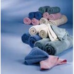 MON75068100 - HospitexBath Towel 25 W X 50 L Inch Cotton, 100% Bone Reusable, 12EA/DZ