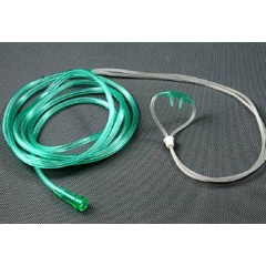 MON75083900 - Amsino InternationalNasal Cannula AMSure Adult Curved, NonFlared