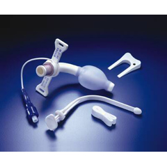 MON75183900 - Smiths MedicalTracheostomy Tube Bivona Mid-Range Aire Cuf Standard Size 8 Cuffed