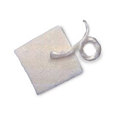 MON75292100 - MPM Medical - Calcium Alginate Dressing ExcelGinate 12 Inch Rope, 5/BX