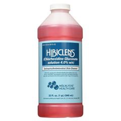 MON75321812 - Molnlycke HealthcareSurgical Scrub Hibiclens 32 oz. Bottle 4% Chlorhexidine Gluconate (CHG)