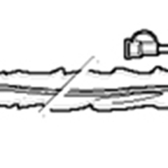 MON75353900 - HalyardClosed Suction Catheter Trach Care® 72 14 Fr. Tracheostomy