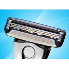 MON740347CS - American Safety Razor - Razor Personna® Triple Blade, Disposable, 100EA/CS